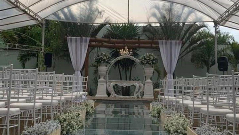 Espaço para Eventos no Jardim Maria Ines