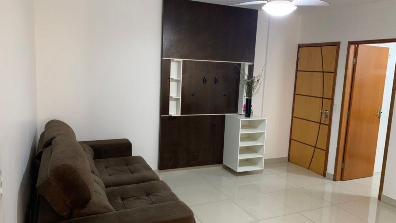 Apartamento no Edifício Itacaiunas